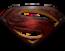 Man of Steel Slots Small Logo