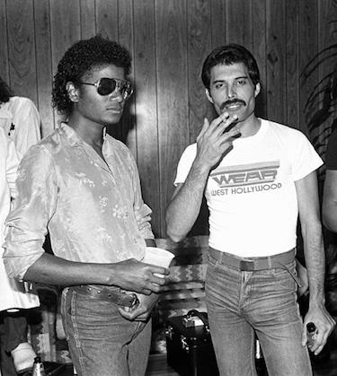 MJ and Freddy