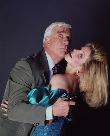 Naked Gun Silly Embrace