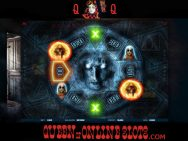Paranormal Activity Slots Bonus Wheel