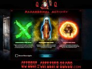 Paranormal Activity Slots Free Spins Modes