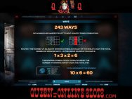 Paranormal Activity Slots Paylines