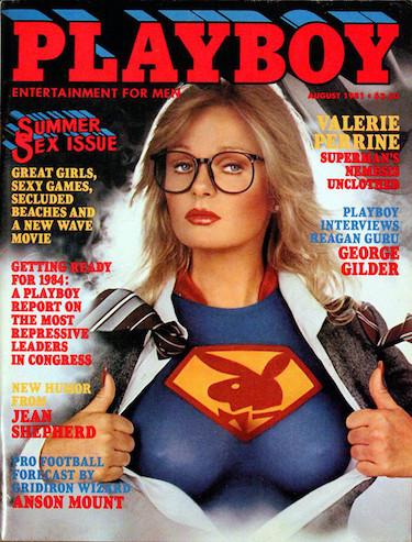 Playboy August 1981