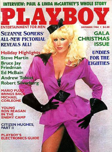Playboy December 1984