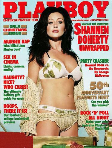 Playboy December 2003