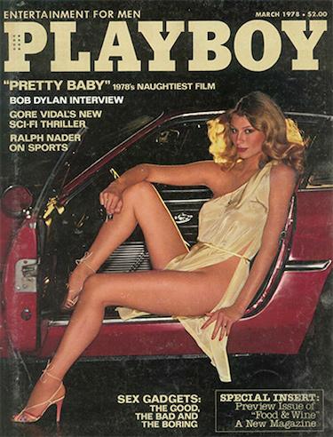 Playboy March 1978
