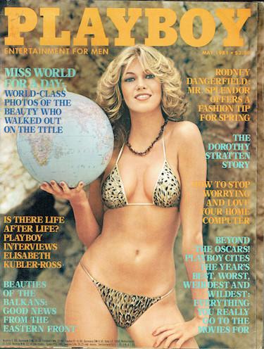 Playboy May 1981