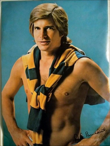 Dirk Benedict No Shirt