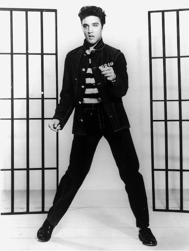 Elvis Jailhouse