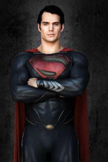 Man of Steel Folded Arms