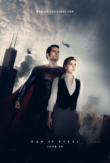Man of Steel Poster Lois