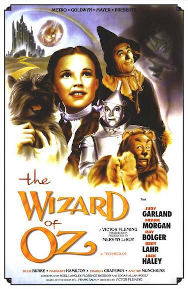 Oz Original Poster