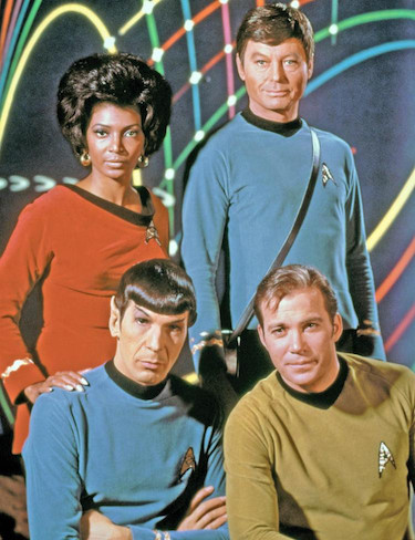 Star Trek Cast Promo