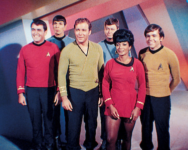 Star Trek Full Cast Promo Photo