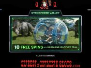Jurassic World Slots Gyrosphere Valley