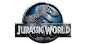 Jurassic World Slots Large Logo