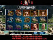Jurassic World Slots Reels