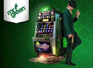 Mr. Green Slots Promo 2017