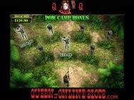 MIA Slots P.O.W. Camp Bonus