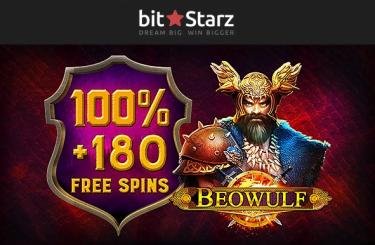 bitStarz Beowulf Promo
