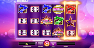 Disco Double Game Screenshot