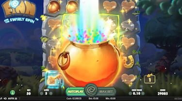 Finn Gold Explosion
