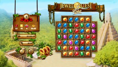 Jewel Quest Riches Slots Screenshot