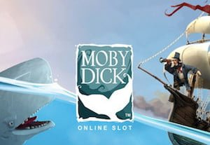 Moby Dick Slots Intro