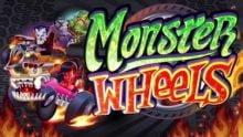 Monster Wheels Slots Intro