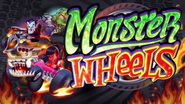 Monster Wheels Slots Intro