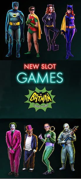 New Batman Slots