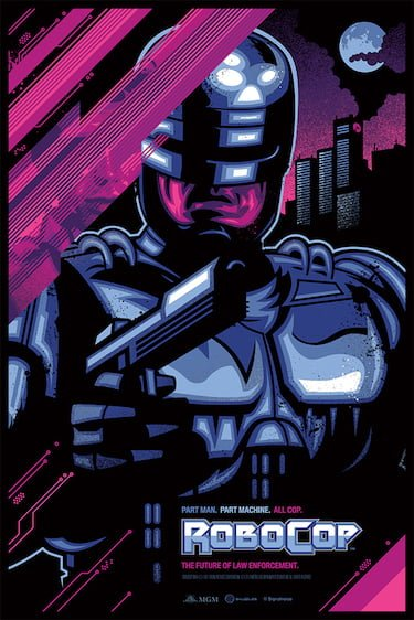 RoboCop Alternate Purple