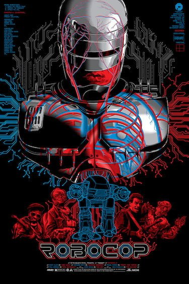 RoboCop Alternate Wires