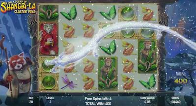 Shangri-La Slots Dragon
