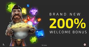 Trada Casino 200 Promo