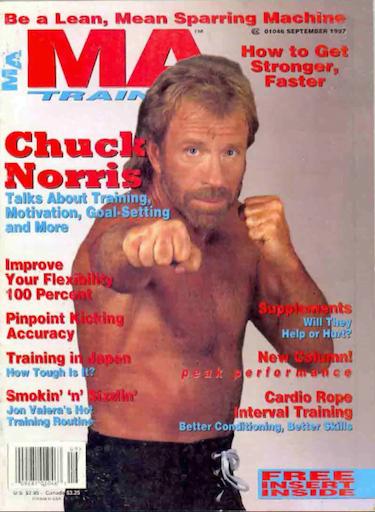 Chuck MA Trainer