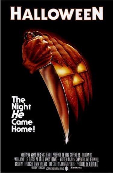 Halloween Original Pumpkin Poster