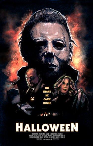 Halloween Poster Fan Art