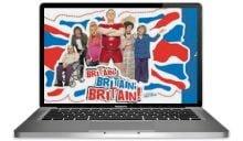 Little Britain Slots Main Image