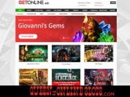BetOnline Featured Games