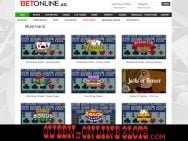 BetOnline Video Poker