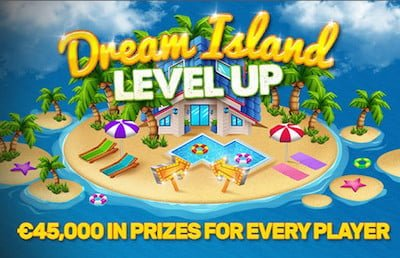 Dream Island Promo BitStarz