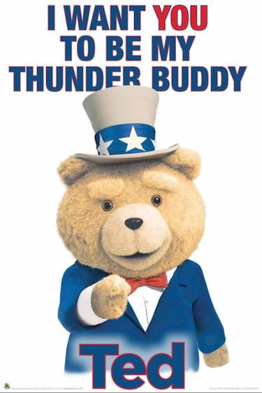 I Want Thunder Buddy