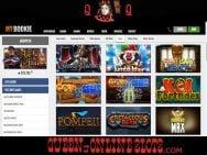 MyBookie Slots List 1