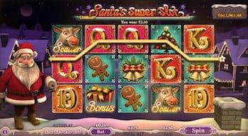 Santa's Super Slot Xmas