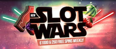 Slot Wars BitStarz