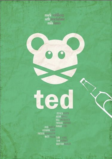 Ted Fan Art