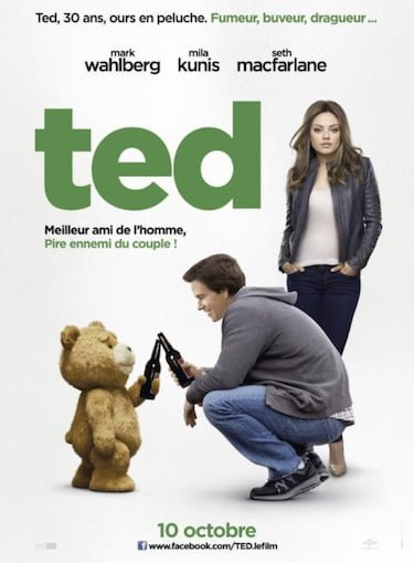 Ted French Poster