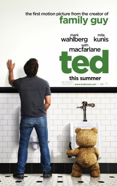 Ted Poster Urinals