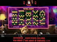 Ted Slots Paylines